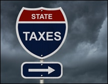 best worst places to live taxes
