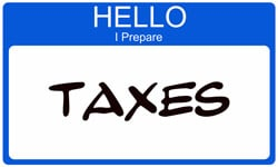 questions to ask tax preparer